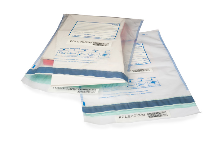 X-Safe transparent value bag