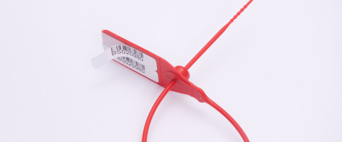 The peel-off receipt is self-adhesive; just carefully separate it off its liner.