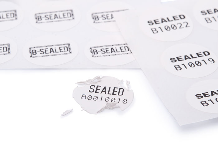 Eggshell Labels