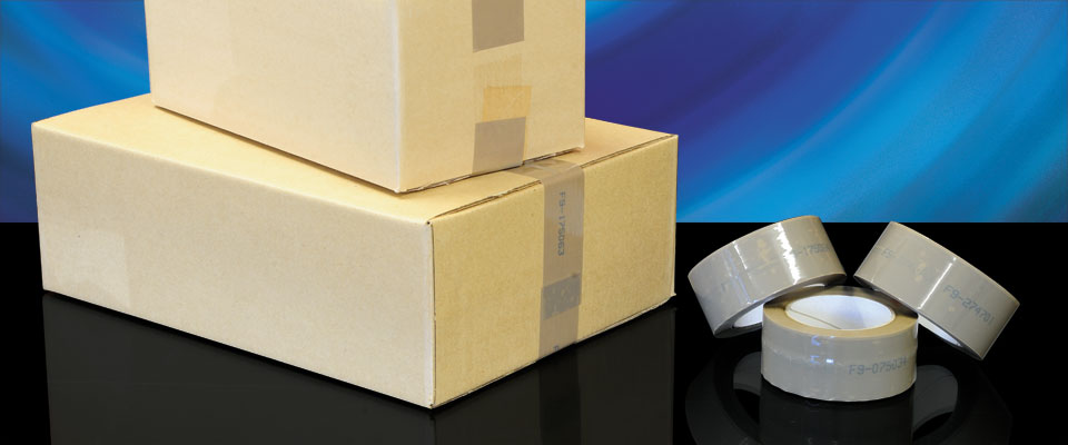 Specially designed to be applied to cardboard boxes - the adhesive on the X-Safe Brown Packaging Tape is sufficiently tacky to stick on the fibres of the cardboard while easily delaminating when peeled so that a void message remains behind.