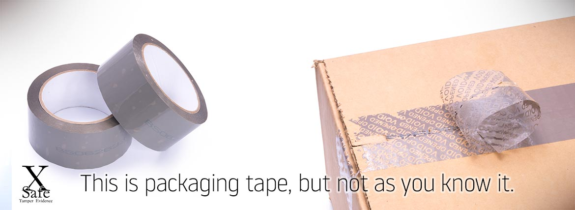 Brown Tape - Packaging tape with a difference