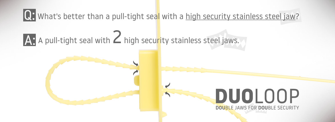 DuoLoop - Double jaws for double security